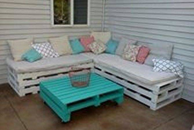 Pallet Furniture Ideas Projects
