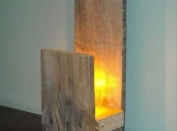 Pallet Light Box Ideas Recycled Upcycled