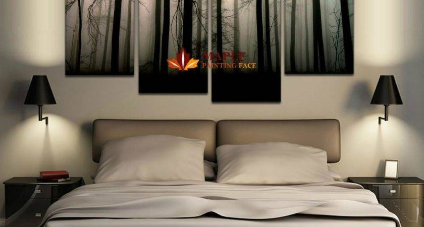 Panel Large Canvas Art Modern Abstract