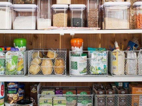 Pantry Starter Kit Liked Polyvore Featuring Home