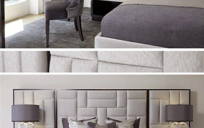 Paper Mulberry Headboards Padded Upholstered