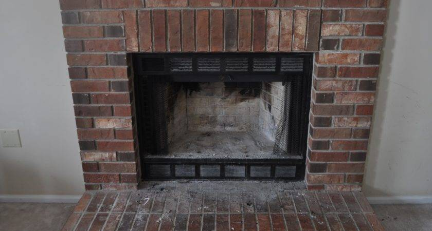 Party Fireplace Makeover