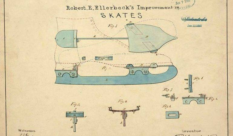 Patent Drawings Were Once Brilliant Pieces Art