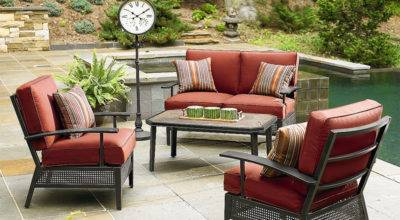 Patio Furniture Cushions Better Homes Gardens Type