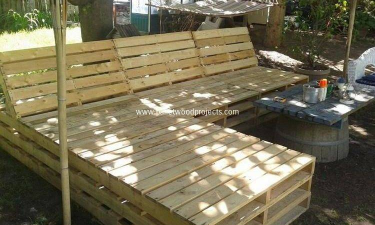 Patio Furniture Made Out Pallets Pallet Wood Projects