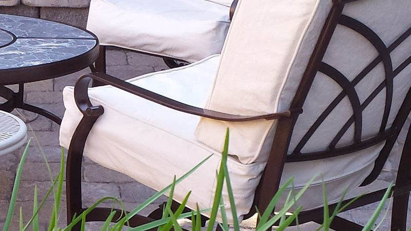 Patio Seating Slipcover Set Big Lots Sofa Covers