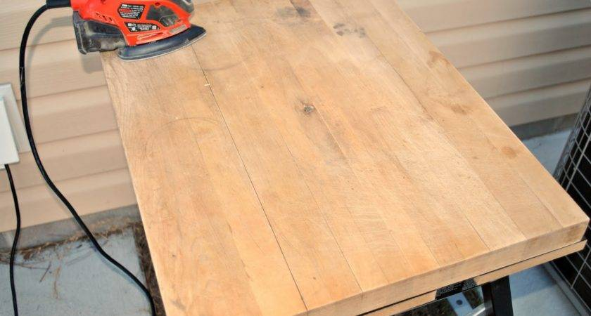 Pbjstories Freecycle Butcher Block Failed