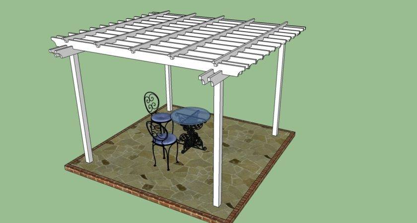 Pdf Diy Build Yourself Pergola Plans Building