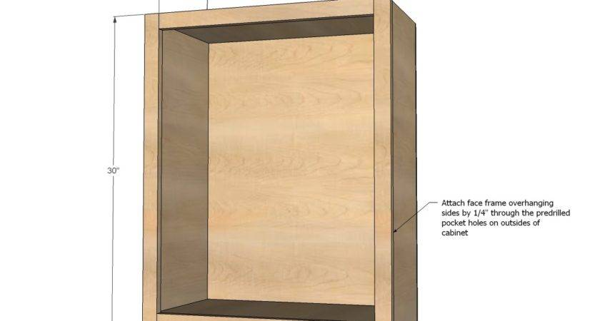 Pdf Diy Building Built Cabinet Plan Build