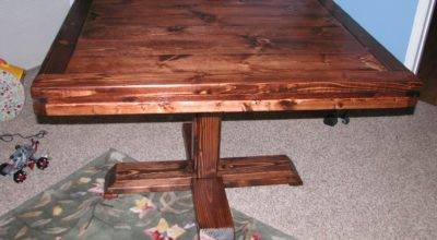 Pdf Diy Pedestal Dining Table Plans Plywood