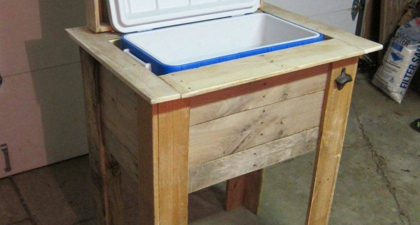 Pdf Diy Wood Cooler Stand Plans Stools