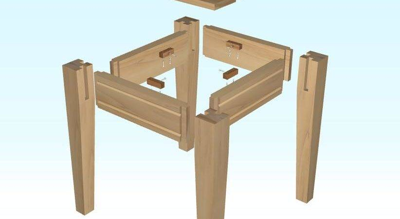 Pdf Woodwork Small End Table Plans Diy
