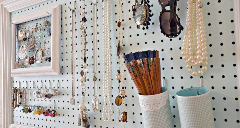Peg Board Accessories Station Avenue