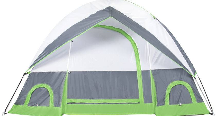 Person Camping Tent Outdoor Sleeping Dome Water
