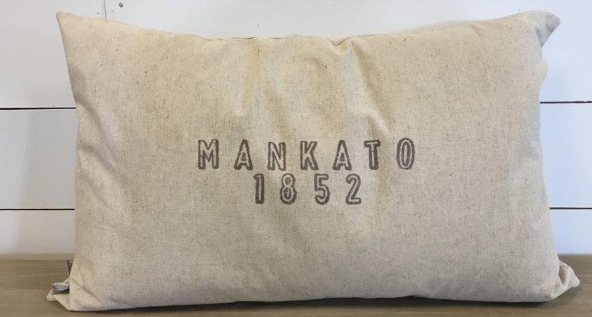 Personalized City Pillow Cover Accent