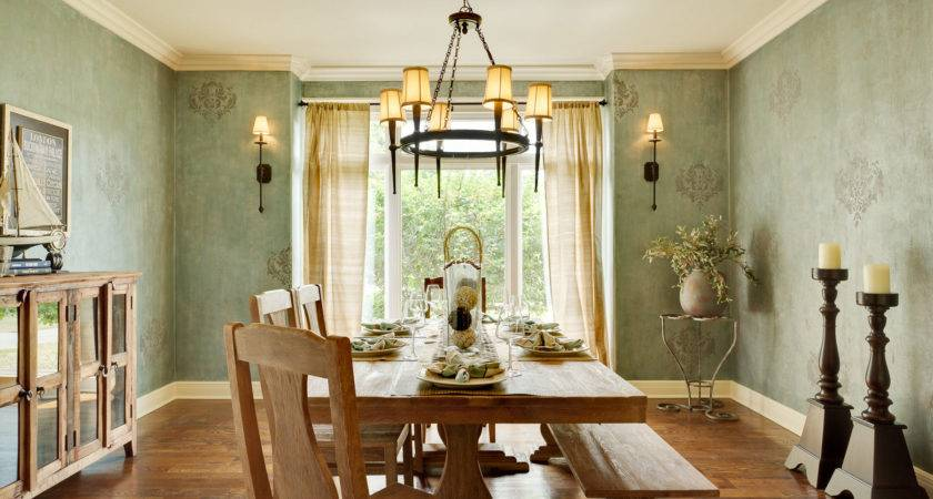 Photos Coastal Inspired Dining Rooms Home Design