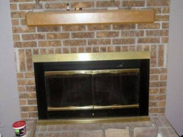 Photos Refaced Fireplaces
