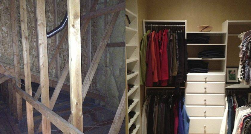 Photos Remodeled Closets