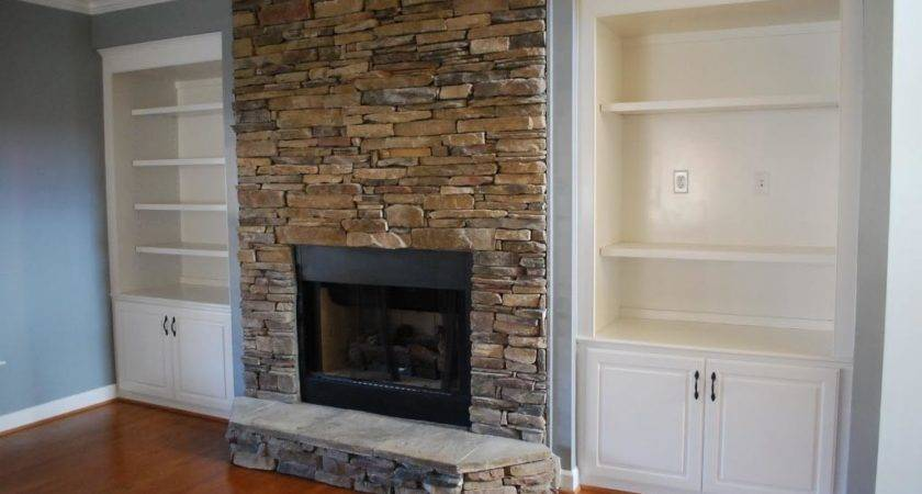 Pieces Advice Brick Fireplace Remodel