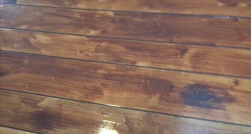 Pin Concrete Staining Yourself Pinterest