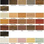 Pin Minwax Stain Color Chart Pinterest