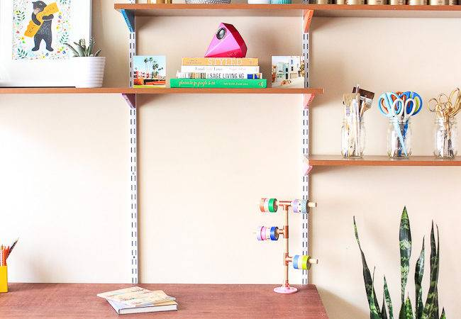 Pinned Made Loved Diy Mounted Wall Desk