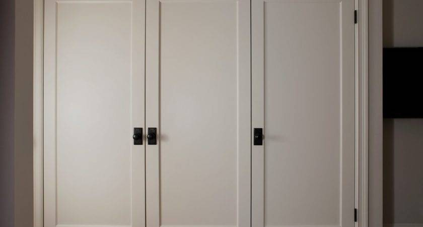 Pivot Closet Doors Bathroom Contemporary Frosted