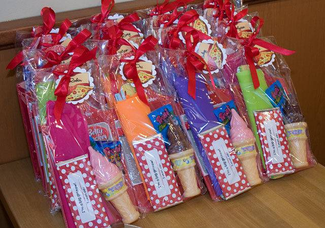 Pizza Party Favors Total City Girl Blog