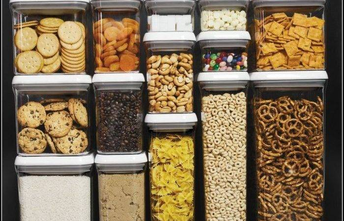 Plastic Pantry Storage Containers Home Design Ideas