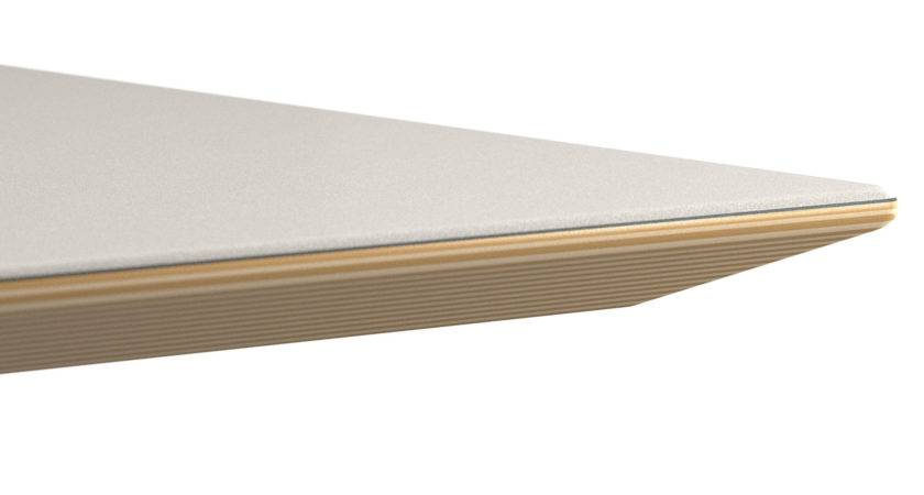 Plywood Edge Top