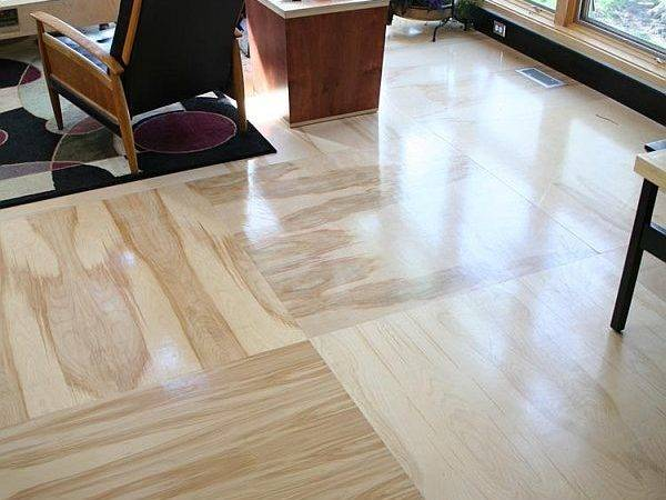 Plywood Flooring Four Step Plan Affordable