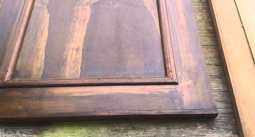 Plywood Kitchen Cabinet Doors Youtube