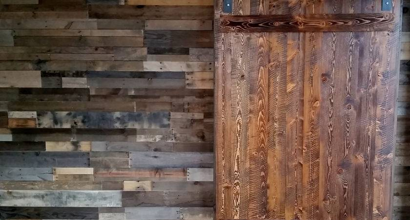 Pre Fab Pallet Wood Wall Panels Sustainable Lumber Company