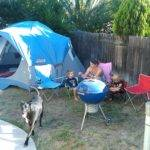 Pretend Play Camping Confidence Meets Parenting