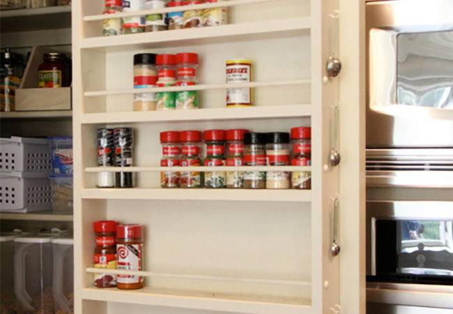 Pretty Pantry Door Ideas Showcase Your Storeroom