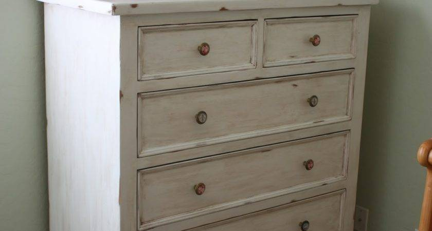 Pretty Poppy Refinish Furniture Vintage Style