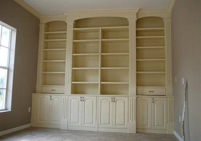 Pricing Nice Built Cabinet