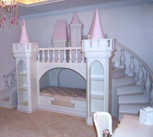 Princess Castle Bed Plans Diy Blueprints