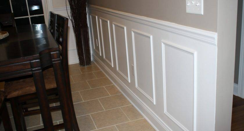 Prodigy Mommas Faux Wainscoting