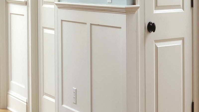 Product Tools Wainscoting Fine White