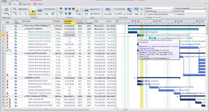 Project Planning Software Axproject