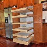 Pull Out Cabinet Shelves Design Ideas Home
