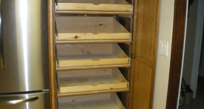 Pull Out Drawers Shelves Shelf