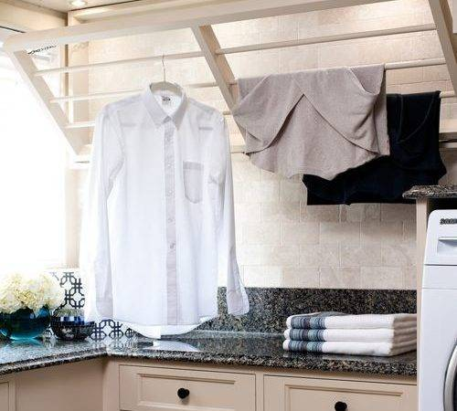 Pull Out Drying Rack Ideas Remodel Decor