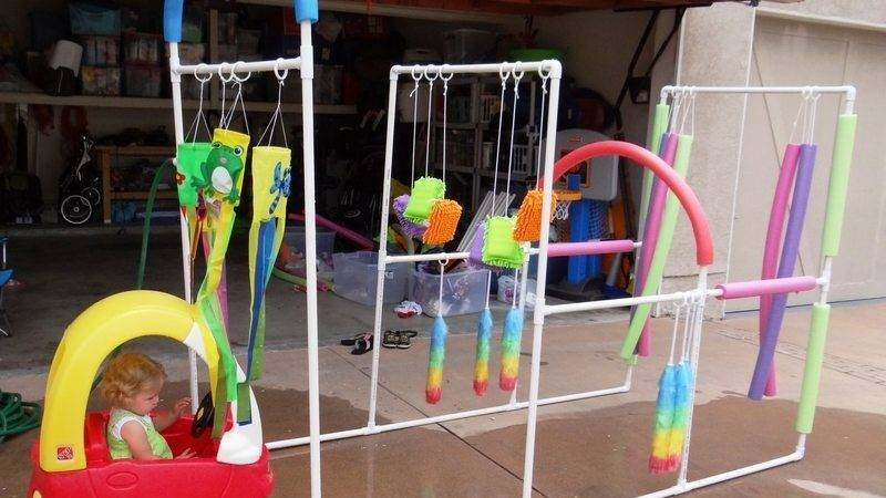 Pvc Pipe Projects Your Kids Love Little Fingers