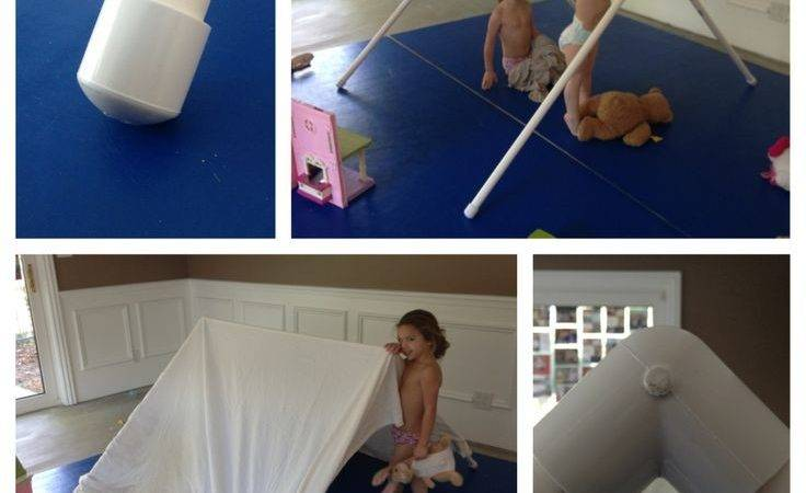 Pvc Pipe Tent Designs Playhouse Plans