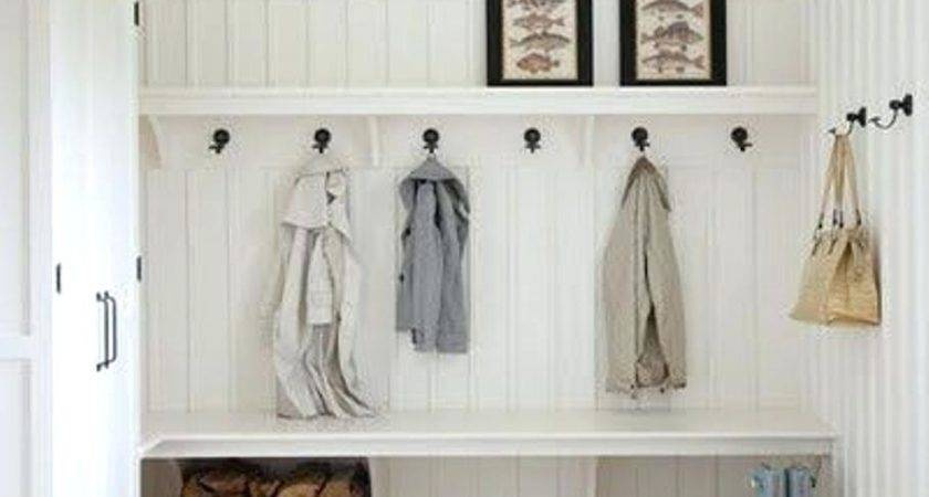 Quick Tips Hall Tree Bench Coat Rack