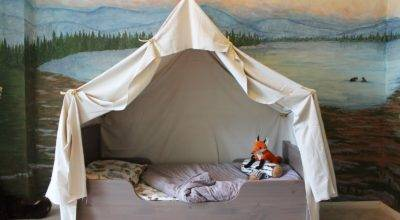 Ragged Wren Camping Tent Bed