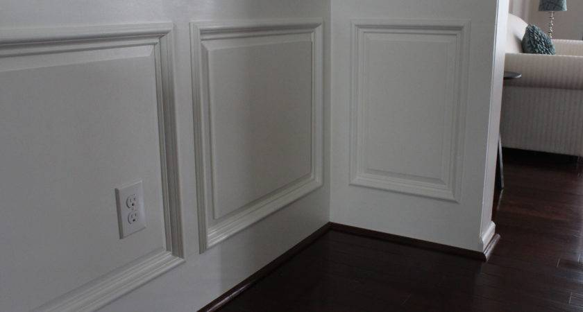 Raised Panel Wainscoting Roselawnlutheran
