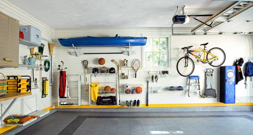 Read Before Organize Your Garage Old House
